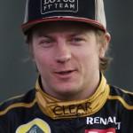 Kimi Raikkonen lidera los primeros test de la temporada F1 2012
