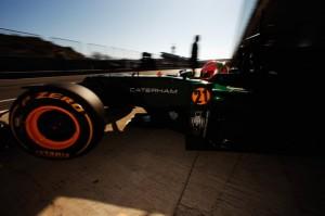 Jarno Trulli en Jerez