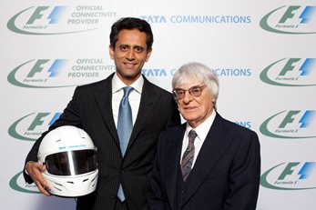 tata communication F1