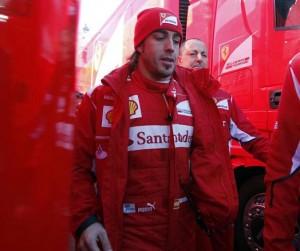 Fernando Alonso Montmelo