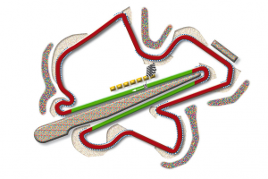 Circuito de Sepang -  Malasia