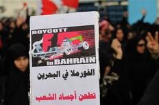 Bahrain Boicot