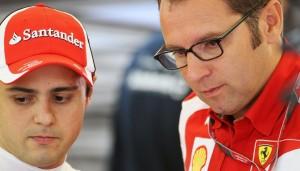 Felipe Massa - Stefano Domenicali
