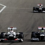 Doble abandono de Williams en Bahrein