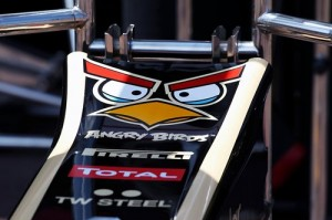 angry birds f1