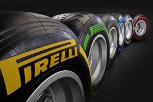 neumáticos Pirelli 2012