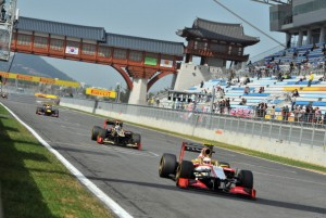GP Corea 2012