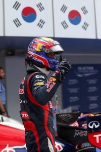 F1 Grand Prix of Korea - Qualifying