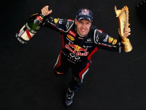 Vettel con la victoria en Corea