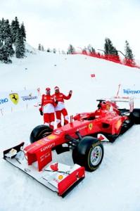 Ferrari invernal