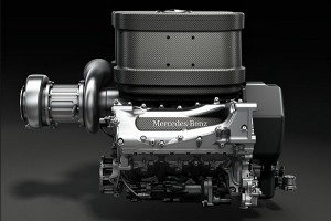 Motor Turbo Mercedes
