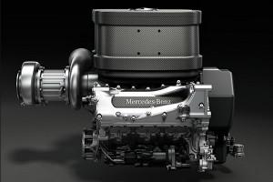 Motor Turbo Mercedes