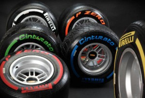 Neumáticos Pirelli 2013