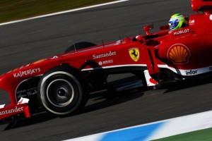 Ferrari F138 Jeréz
