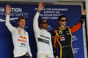 Clasificación GP Hungría 2013