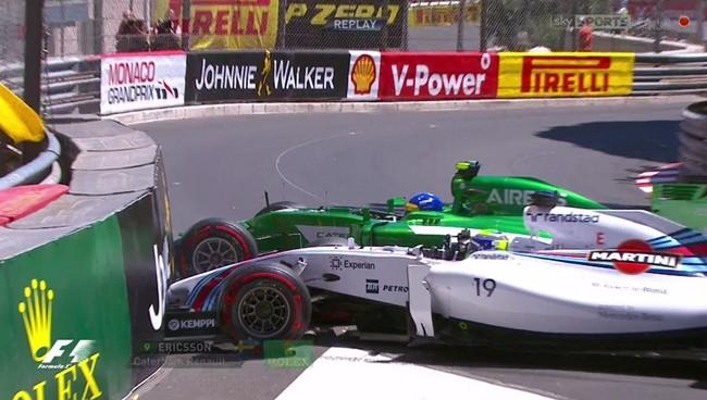 Felipe Massa - Marcus Ericcson