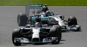 Belgium F1 GP Auto Racing