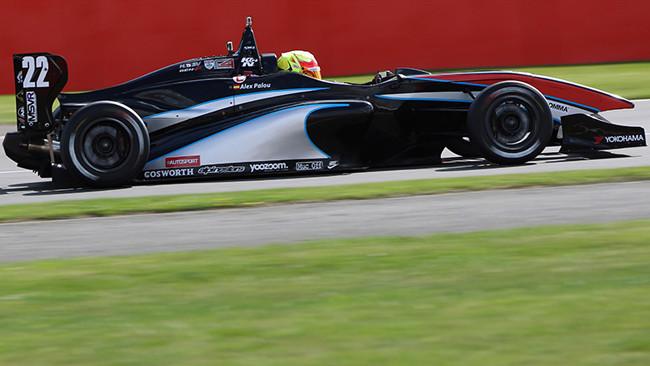 Álex Palou SWR Fórmula 4