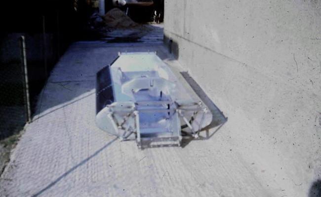 Chasis aluminio Connew