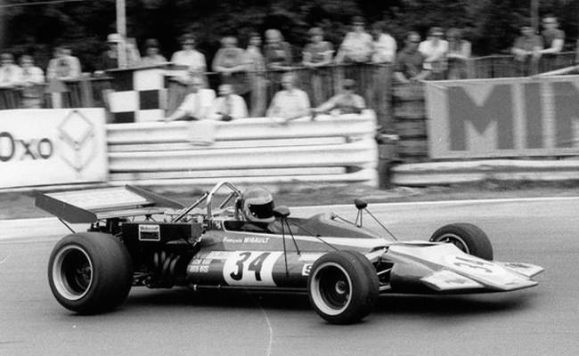 Connew GP Gran Bretaña 1972