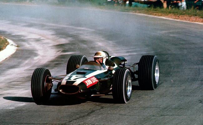 John Love Kyalami 1967 F1