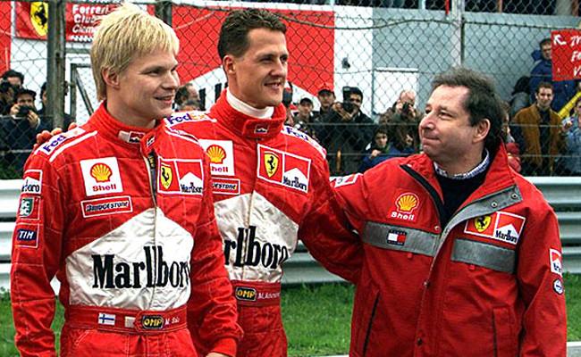 Mika Salo 1999 Post-temporada Monza