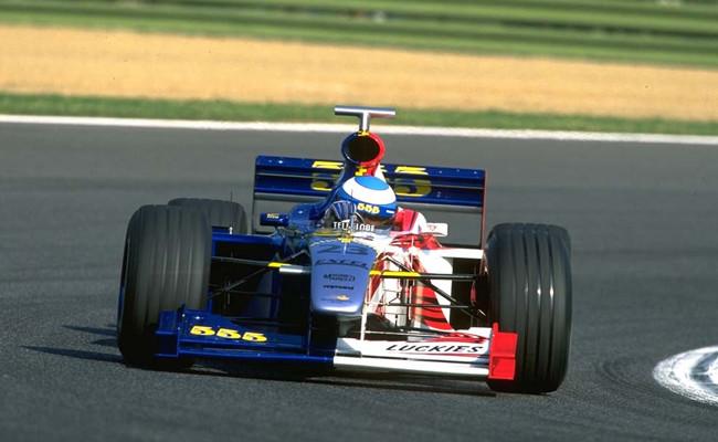 Mika Salo GP San Marino 1999 (BAR)