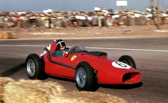 Mike Hawthorn GP Marruecos 1958