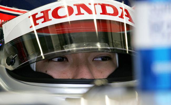 Takuma Sato Honda