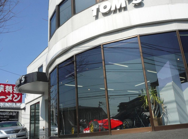 TOM'S Base Japón