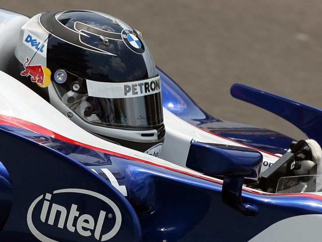 Vettel Bmw 1