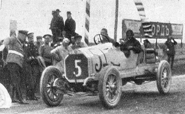 Georgy Suvorin 1913 GP Rusia