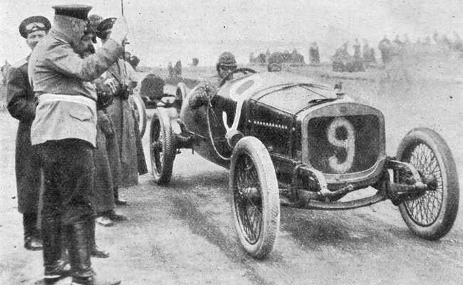 GP Rusia 1913