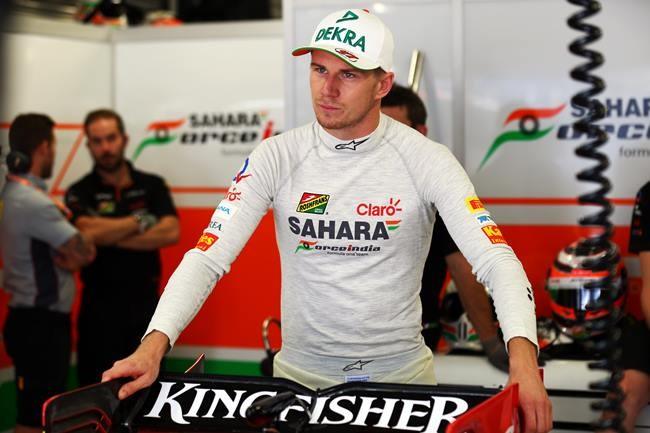 Nico Force India