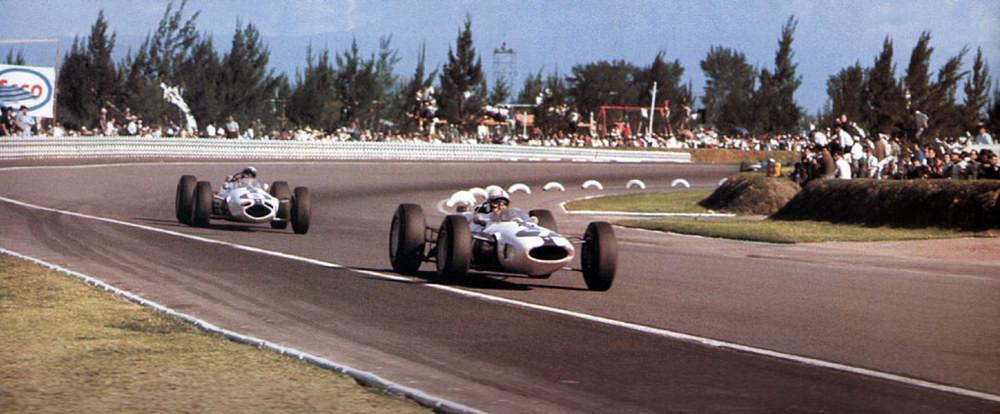 Ferrari NART México 1964