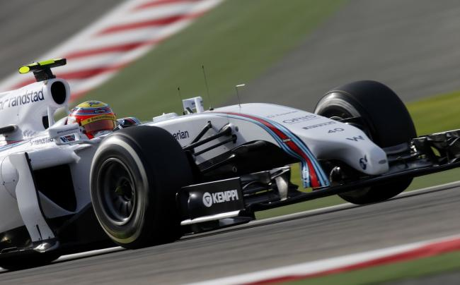 Felipe Nasr Williams 2014 Baréin