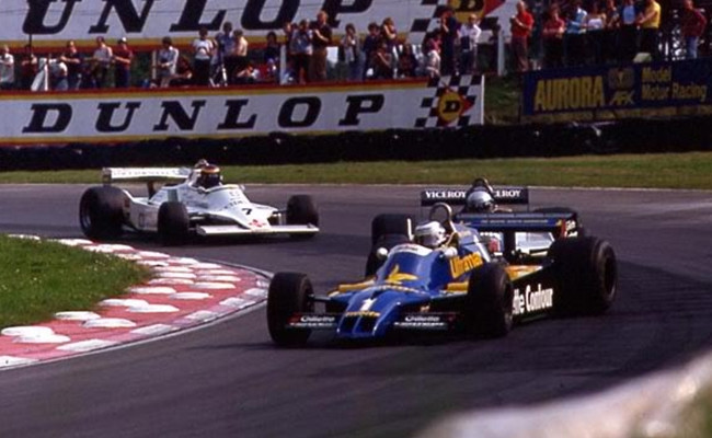 Fórmula 1 británica - Aurora AFX Fórmula 1