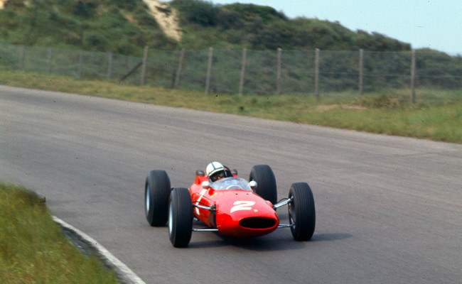 John Surtees Ferrari 158 GP Países Bajos 1964
