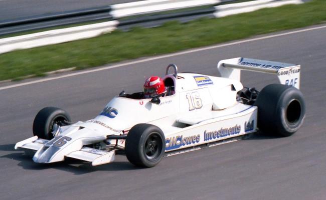 Rupert Keegan Fórmula 1 británica 1979
