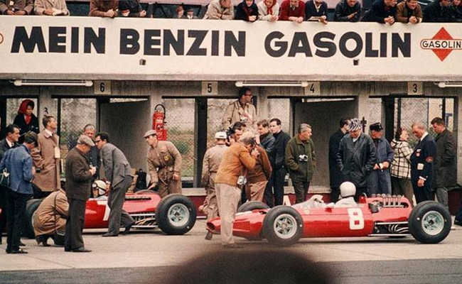 Ferrari GP Alemania 1965