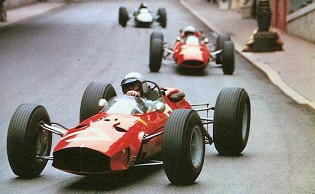 Scuderia Ferrari GP Mónaco 1965