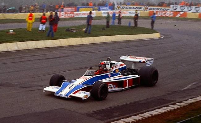 Tony Trimmer Fórmula 1 británica 1978