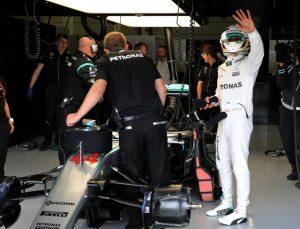 Lewis Hamilton y la vida útil de sus motores