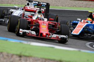 "Sebastian Vettel: ""No hay razón para empezar a frustrarse"""