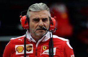 """Maurizio Arrivabene: """"Ferrari no se rinde y nunca lo hará bajo mi mando"""""""