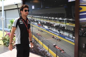 Sergio Pérez seguirá pilotando para Force India en 2017