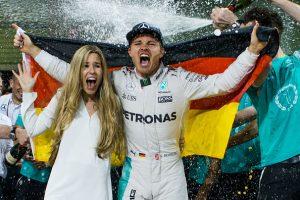 Nico Rosberg un buen campeón de Fórmula 1