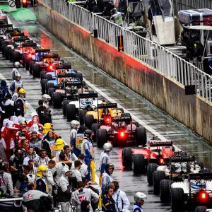 Alineación de pilotos de Fórmula Uno para 2017