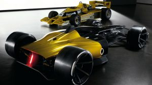 Renault's vision of the future of F1 in 2027