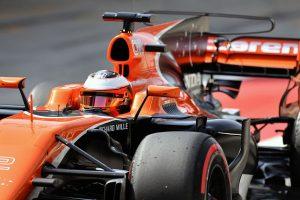 Vandoorne sobre la actuación de McLaren